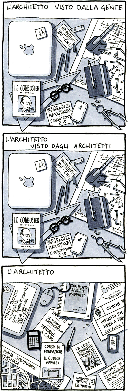 l'architetto